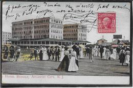 Atlantic City - Hotel Rudolf - Atlantic City