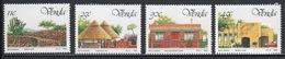 Venda 1984 Complete Set Of Stamps Celebrating 5th Anniversary Of Independence. - Venda