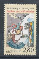 2958** Fable De La Fontaine - La Cigale Et La Fourmi - France