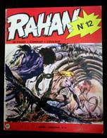 """BD Bande Dessinée RAHAN N°12 """"Les Liens De Vérité"""" / """"La Falaise D'argile"""" 1ère Edition / 1ère Série EO 1974 ! - Rahan"""