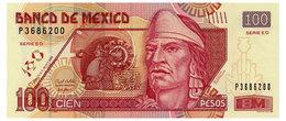MEXICO 100 PESOS 2008 Pick 118o Unc - Mexico