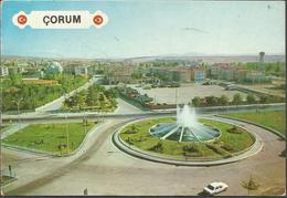 TRKEY CORUM, PC, Cirkulated - Türkei