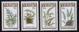Venda 1985 Complete Set Of Stamps Celebrating Ferns. - Venda