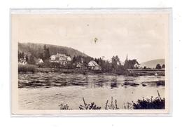 5227 WINDECK - HERCHEN, Blick über Die Sieg, 1954 - Windeck