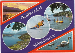Waterski: Döbriach - Millstättersee - Kärnten - Austria - (Wasserschi Österreich) - Waterski