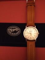 "Horloge Homme Neuf Marque "" Spirit Of St.Louis "" Bracelet En Cuir - Watches: Modern"