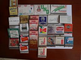 Lot De Pochettes D'allumettes US - Matchboxes