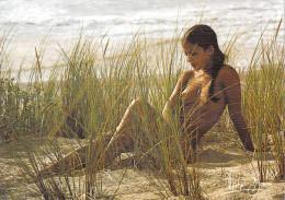 NU  Artistique Dans La Dune (nu Nue  Seins Nus Nude Nudisme Naturisme ) Editions :Elcé N 3985*PRIX FIXE - Illustrators & Photographers