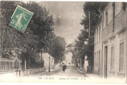 *** 31  ***  LUCHON  Avenue De Portillon Timbrée TTB - Luchon
