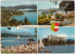 Waterski: Pörtschach Am Wörthersee  - Kärnten, Austria - (Wasserschi Österreich) - Waterski