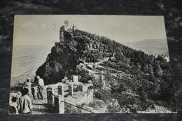 3478    Rep. San Marino  Seconda Torre - 1959 - San Marino