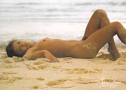 NU Artistique Sur La Plage (nu Nue Seins Nus Nude Nudisme Naturisme)Editions :Elcé N 3984 Photo Michel BONOS*PRIX FIXE - Illustrators & Photographers