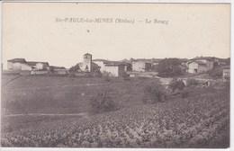 69 SAINTE PAULE Les MINES Le Bourg - France