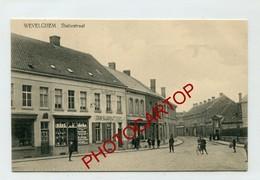 WEVELGEM-Commerces-Statiestraat-BELGIEN- - Wevelgem
