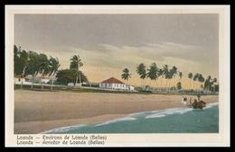 LUANDA - BELLAS - Arredor De Luanda ( Ed. Souza Fontes ) Carte Postale - Angola