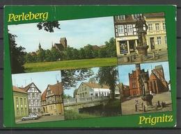 Deutschland PERLEBERG Prignitz, Gesendet - Perleberg