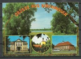 Deutschland Ansichtskarte Brandenburg Stadtteil Kirchmöser 1995 Gesendet, Mit Briefmarke - Brandenburg