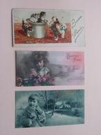 Bonne / Heureuse Année / Fête ( Zie / Voir Photo ) Anno 194? ! - Año Nuevo