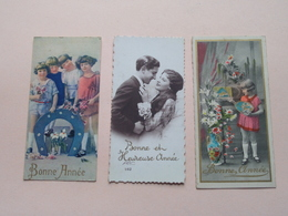Bonne / Heureuse Année / Fête ( Zie / Voir Photo ) Anno 1939 / 4? ! - Nouvel An