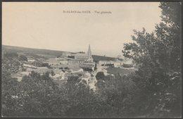 Vue Générale, St-Alban-les-Eaux, Loire, C.1910 - Lafay-Besacier CPA - France
