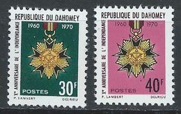 Dahomey YT 295-296 XX / MNH - Bénin – Dahomey (1960-...)