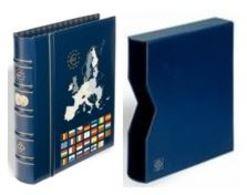 Leuchtturm Reliure Et Boitier OPTIMA EURO (Réf. 341 306) Neuf Dans Emballage D'origine - Material