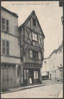 Vieille Maison Du XVe Siècle, Cognac, Charente, C.1910 - FGD CPA - Cognac