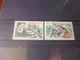 NIGER YVERT N° 190.191** - Niger (1960-...)