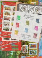 France Lot Sous Faciale -35% De Blocs 2002-2004 Surtaxe Non Comptée Faciale 168.45 Euro - Blocs & Feuillets