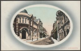 South Street, Dorchester, Dorset, 1911 - Valentine's Postcard - England