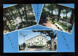 B6854 MARINA DI  MASSA - ALBERGO TORINO - Massa