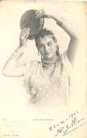 Algerie, Mauresque Danseuse - Vrouwen