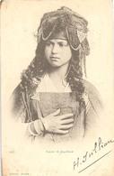 Algerie, Femme De Bou - Saada - Algerije