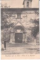 Rieti-amatrice-chiesa Di S. Agostino-viagg.1910-cartol. Di 108 Anni. - Rieti
