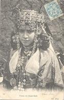 Algerie, Femme Des Oules - Nails - Algerije