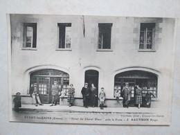 Hotel Du Cheval Blanc J.SAUTHON Propriétaire - Evaux Les Bains