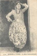 Algerie, La Belle Nanahoum ( Scenes Et Types) - Vrouwen