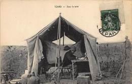 Tchad - Sous La Tente. - Tchad