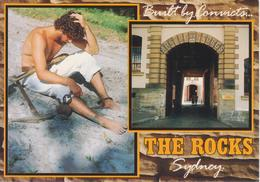 BirthPlace Of A Nation - THE ROCKS Sidney - Sydney