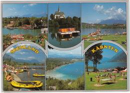 Tabletennis: Seenland Kärnten, Austria - (Tischtennis, Österreich) - Tafeltennis