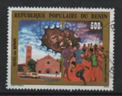 Benin 1985 Weihnachten MiNr. 426 Gestempelt; Christmas, Used Sn: C351, Yt: PA355 - Benin - Dahomey (1960-...)