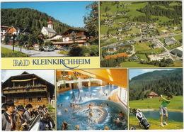 GOLF:  Bad Kleinkirchheim - Kärnten, Austria - (Golf Sport, Österreich) - Golf
