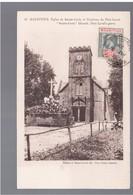 MAURITIUS Eglise De Sainte- Croix Et Tombeau Du Pere Laval Ca 1910 OLD POSTCARD 2 Scans - Mauritius