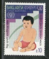 Bangladesh 1985 Child Survival Campaign Health Sc 259 MNH # 2253 - Bangladesh