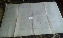 VP13.021 - Grand Plan 71 X 46 Propriété De Mr LAFONT à BOULOGNE - SUR - SEINE - Architecture