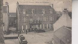 SANTEC   HOTEL DES VOYAGEURS - France