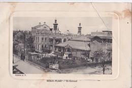 Carte 1910 BERCK PLAGE / LE KURSAAL (cinéma ?) - Berck