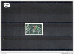 FIDJI 1961/1967 - YT N° 166A NEUF AVEC CHARNIERE * (MLH) GOMME D'ORIGINE TTB - Fidji (1970-...)