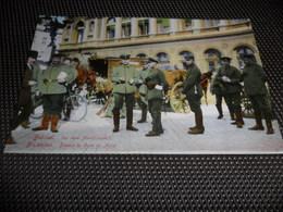Guerre ( 107 ) Oorlog 1914 - 1918  Armée Leger  Duitse Soldaten  Soldat Soldaat  Brussel  Bruxelles Brüssel Deutsche - Guerra 1914-18