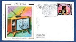 Enveloppe Premier Jour   / Le XXème Siècle / Communication / Bonne Nuit Les Petits / Nancy - FDC